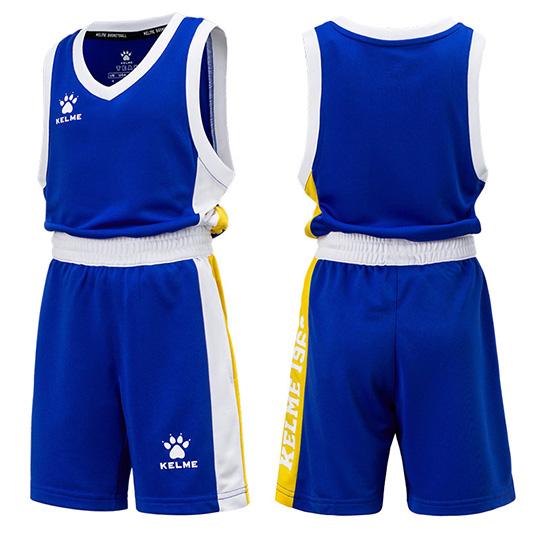 Детская баскетбольная форма Baskonia