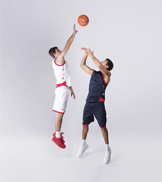 Баскетбольная форма Vitoria