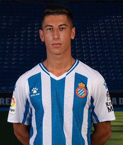 домашняя форма Espanyol Kelme