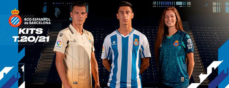 ТОП 5 футбольных форм Kelme сезона 2020-21
