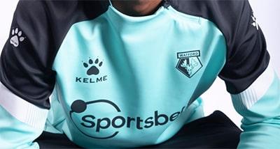 логотип Kelme герб Watford